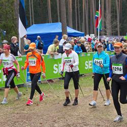 SEB 31. Tartu Jooksumaraton - Anneli Vellerind (5296)