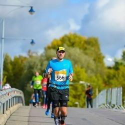 6. Tartu Linnamaraton - Marek Lahe (566)