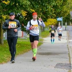 6. Tartu Linnamaraton - Mati Filatenko (243), Valdo Kanemägi (253)