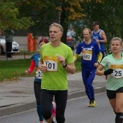 6. Tartu Linnamaraton - Peeter Unt (101)
