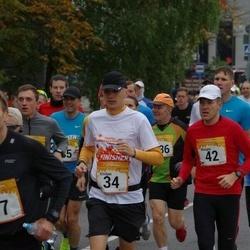 6. Tartu Linnamaraton - Kristjan Juur (34), Margus Muld (42)