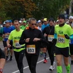6. Tartu Linnamaraton - Urmas Koor (402), Illar Kukk (403), Hannes Oks (580)