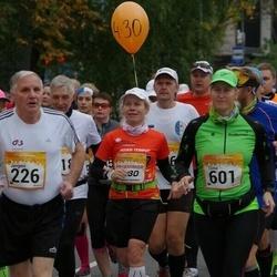6. Tartu Linnamaraton - Jevgeni Hafizov (226), Tiina Säälik (601)