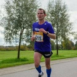 6. Tartu Linnamaraton - Erkki Hummal (515)