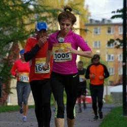 6. Tartu Linnamaraton - Tiiu Müürsepp (1005)