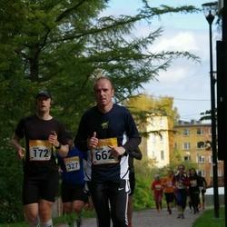 6. Tartu Linnamaraton - Aarne Vasarik (172), Martin Harper (662)