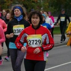 6. Tartu Linnamaraton - Marika Männik (2729)