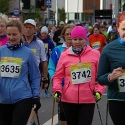6. Tartu Linnamaraton - Kerli Allas (3635), Hele Koorits (3742)