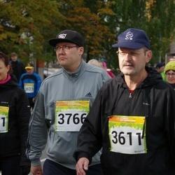 6. Tartu Linnamaraton - Ivan Kolesnikov (3611), Andre Limbak (3766)