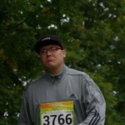 6. Tartu Linnamaraton - Andre Limbak (3766)