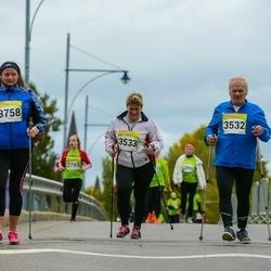 6. Tartu Linnamaraton - Peep Kotkas (3532), Made Kotkas (3533), Birgit Uiga (3758)