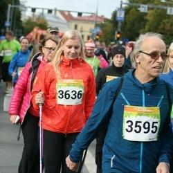 6. Tartu Linnamaraton - Uno Mäeorg (3595), Andra Kalda (3636)