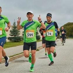 6. Tartu Linnamaraton - Björn Puna (50), Kalle Lellep (74), Karre Lauring (599)