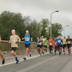 6. Tartu Linnamaraton - Hannes Veide (13), Artur Rauk (510)