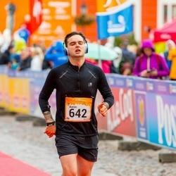 6. Tartu Linnamaraton - Aaron Coulter (642)