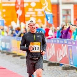 6. Tartu Linnamaraton - Artur Rauk (510)