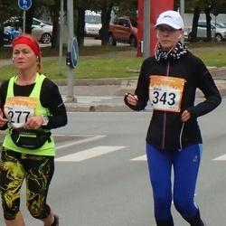 6. Tartu Linnamaraton - Ene Ojaperv (277), Maria Edala (343)
