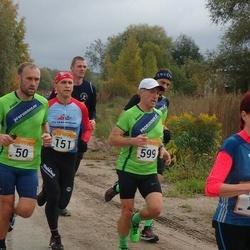 6. Tartu Linnamaraton - Björn Puna (50), Janek Vana (151), Karre Lauring (599)