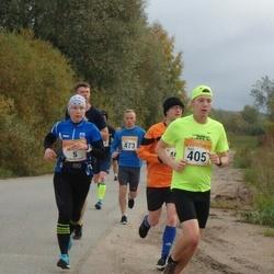 6. Tartu Linnamaraton - Annika Vaher (5), Kaur Kuuskmäe (405)