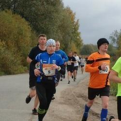 6. Tartu Linnamaraton - Annika Vaher (5), Jan Petratskov (40)