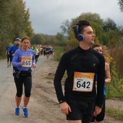 6. Tartu Linnamaraton - Eve Kitvel (165), Aaron Coulter (642)