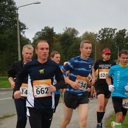 6. Tartu Linnamaraton - Märt Lääts (407), Jan Erik Alliksaar (534), Martin Harper (662)