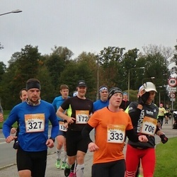 6. Tartu Linnamaraton - Aarne Vasarik (172), Martin Maasik (327), Ragnar Raud (333), Indro Dsilna (706)