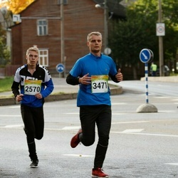6. Tartu Linnamaraton - Lauri Liblik (2570), Ando Ling (3471)