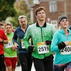 6. Tartu Linnamaraton - Birgit Kopti (2408), Sten Markus Laarman (2519)