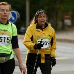 6. Tartu Linnamaraton - Siiri Telling (3515), Annely Põldaru (3569)