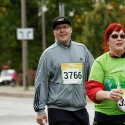 6. Tartu Linnamaraton - Karit Viikman (3326), Andre Limbak (3766)