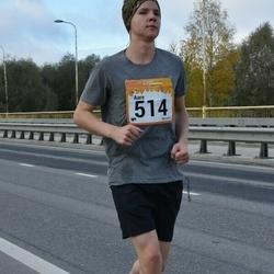 6. Tartu Linnamaraton - Aare Riives (514)