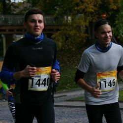 6. Tartu Linnamaraton - Oliver Kask (1146), Daniel Rak (1440)