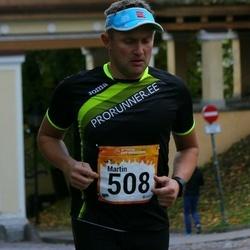 6. Tartu Linnamaraton - Martin Siimer (508)