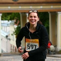 6. Tartu Linnamaraton - Kelly Sander (597)