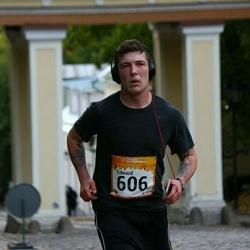 6. Tartu Linnamaraton - Edward Smith (606)