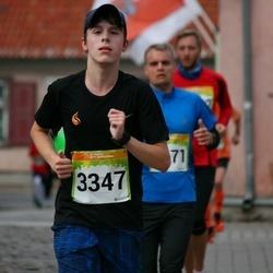6. Tartu Linnamaraton - Artur Võlu (3347)