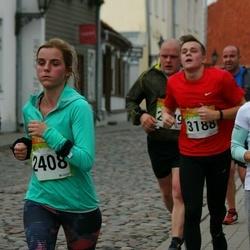 6. Tartu Linnamaraton - Birgit Kopti (2408), Kareli Kilter (2463)