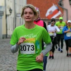6. Tartu Linnamaraton - Oksana Borissova (2073)