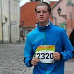 6. Tartu Linnamaraton - Kristjan Madis Kask (2320)
