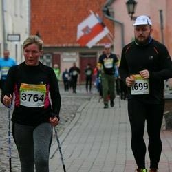 6. Tartu Linnamaraton - Monika Pärna (3764)
