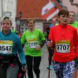 6. Tartu Linnamaraton - Annika Jansikene (3547), Urve Varblane (3707)