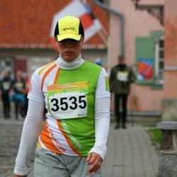 6. Tartu Linnamaraton - Sirje Kupp-Sazonov (3535)