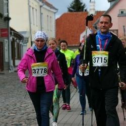 6. Tartu Linnamaraton - Ülo Karpov (3715)