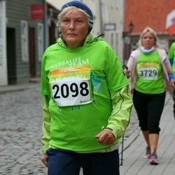 6. Tartu Linnamaraton - Õie Ekbaum (2098)