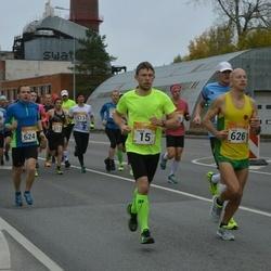 6. Tartu Linnamaraton - Valmar Sisask (15), Rytis Zajanckauskas (626)