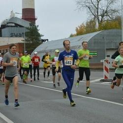 6. Tartu Linnamaraton - Hans Jagor (682)