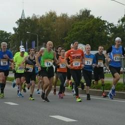 6. Tartu Linnamaraton - German Terehhov (14), Enno Rohelpuu (38), Artur Rauk (510)