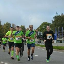 6. Tartu Linnamaraton - Björn Puna (50), Ain Uustare (114), Karre Lauring (599)