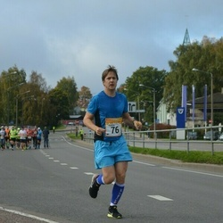 6. Tartu Linnamaraton - Hektor Uustalo (76)